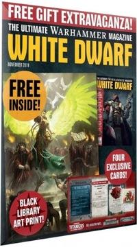White Dwarf November 2019 доставка товаров из Польши и Allegro на русском