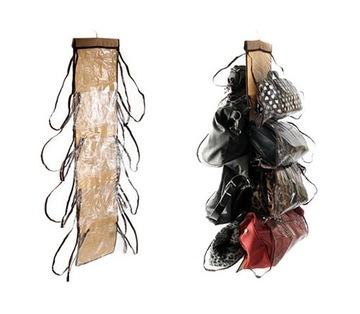 Органайзер для сумки висит в шкафу доставка товаров из Польши и Allegro на русском