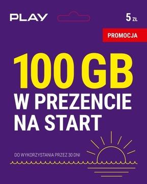 ŁÓDŹ   PLAY starter 100GB do 5 stycznia 2021 FV23% доставка товаров из Польши и Allegro на русском