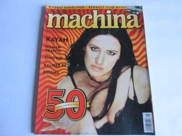 Magazyn Machina nr.5 /2000 Kaliber 44 Kayah доставка товаров из Польши и Allegro на русском
