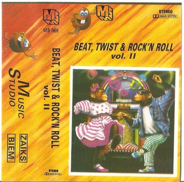 Beat, Twist & Rock'n Roll vol. II  доставка товаров из Польши и Allegro на русском