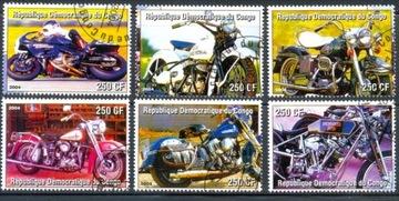 T.0903 Znaczki seria Motoryzacja MOTORY Harley II доставка товаров из Польши и Allegro на русском