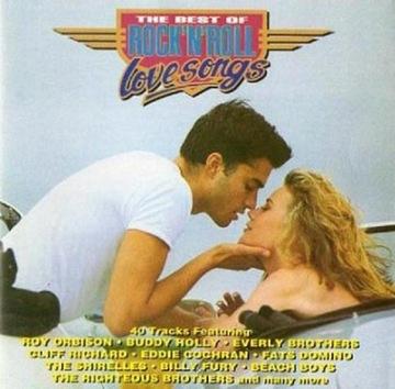 The Best Of Rock 'N' Roll Love Songs доставка товаров из Польши и Allegro на русском