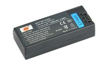 #8 Bateria do SONY NP-FC10 NP-FC11 3.7v 800mAh доставка товаров из Польши и Allegro на русском