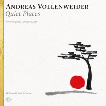 ANDREAS VOLLENWEIDER Quiet Places LP доставка товаров из Польши и Allegro на русском