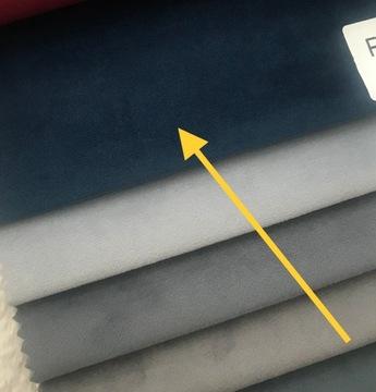 Ткань plamoodporna граната velvet PAG19 доставка товаров из Польши и Allegro на русском