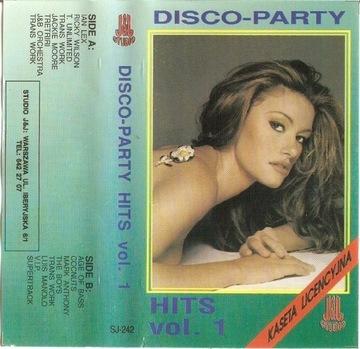 Disco-Party Hits, том 1  доставка товаров из Польши и Allegro на русском