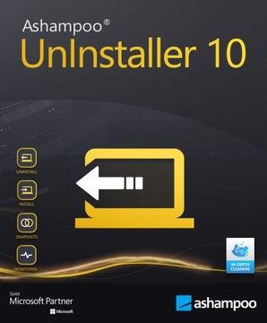 Ashampoo UnInstaller 10 do usuwania programów доставка товаров из Польши и Allegro на русском
