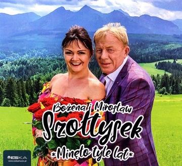 BOŻENA I MIROSŁAW SZOŁTYSEK: MINĘŁO TYLE LAT (CD) доставка товаров из Польши и Allegro на русском