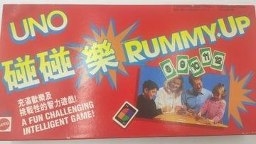 Uno Rummy Up RummiKub MATTEL 1994 доставка товаров из Польши и Allegro на русском