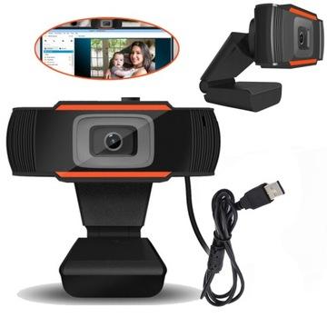 Kamera internetowa USB Kamerka z mikrofon 480P доставка товаров из Польши и Allegro на русском