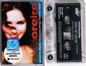 Natalia Oreiro (Ariola) (kaseta) BDB доставка товаров из Польши и Allegro на русском
