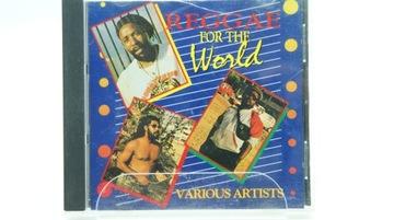 Various - Reggae For The World #6710 доставка товаров из Польши и Allegro на русском