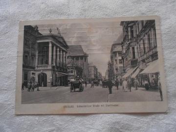 Открытка - WROCAWIA 1917 BIOT. ZB941 доставка товаров из Польши и Allegro на русском