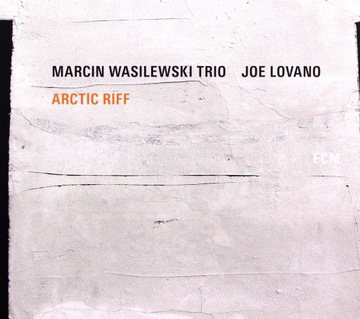 MARCIN WASILEWSKI TRIO: ARCTIC RIFF [CD] доставка товаров из Польши и Allegro на русском