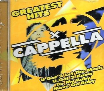 Cappella - the Greatest Hits 2020 АЛЬБОМ CD доставка товаров из Польши и Allegro на русском