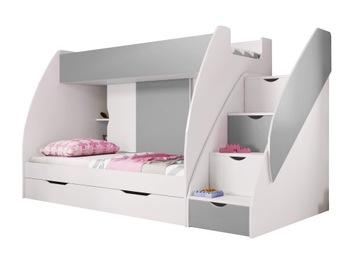 Łóżko piętrowe Dziecięce Młodzieżowe MARCINEK