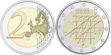 2 Euro 2020 - Finlandia ( Uniwersytet Turku) доставка товаров из Польши и Allegro на русском