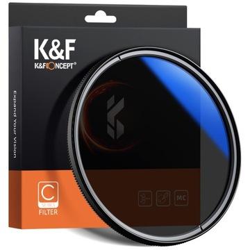K&F ПОЛЯРИЗАЦИОННЫЙ ФИЛЬТР 67 мм CPL HD MC slim C доставка товаров из Польши и Allegro на русском