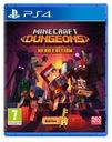 Minecraft Dungeons – Edycja Bohatera PL PS4 Nowa доставка товаров из Польши и Allegro на русском