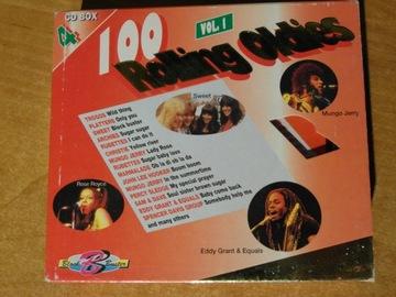 VA - 100 ROLLING OLDIES 4CD gold discs доставка товаров из Польши и Allegro на русском
