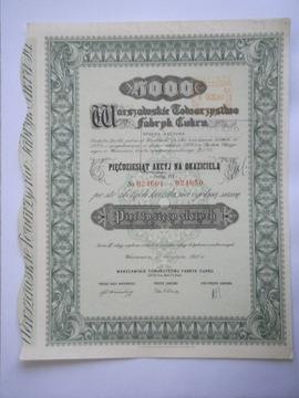 ВАРШАВСКОЕ ТОВ. ЗАВОДОВ САХАРА 5000 ZŁ _OKAZJA -30% доставка товаров из Польши и Allegro на русском