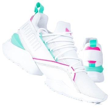 Женская обувь Puma Muse Майя Street 1 367355 02 доставка товаров из Польши и Allegro на русском