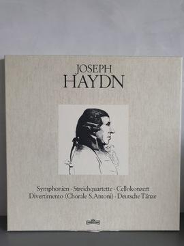 Joseph Haydn - Symphonien. (5xLP Box) доставка товаров из Польши и Allegro на русском