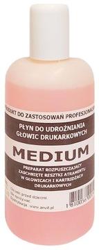 MEDIUM безопасный ЖИДКОСТЬ для ПРОЧИСТКИ печатающих головок, 150 мл доставка товаров из Польши и Allegro на русском