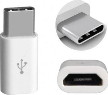 АДАПТЕР ПЕРЕХОДНИК MICRO USB-C 3.1 ТИП C КАБЕЛЬ доставка товаров из Польши и Allegro на русском