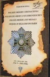 Польские ордена и украшения - том I 1943-1946  доставка товаров из Польши и Allegro на русском