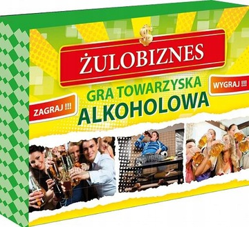 НАСТОЛЬНАЯ ИГРА ŻULOBIZNES ИЗ БУТЫЛОК СОЦ доставка товаров из Польши и Allegro на русском