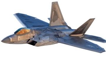 Модель Lockheed F-22 Raptor Клей + Бесплатная доставка товаров из Польши и Allegro на русском
