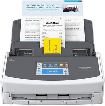 Сканер Fujitsu ScanSnap iX1500 A4 доставка товаров из Польши и Allegro на русском