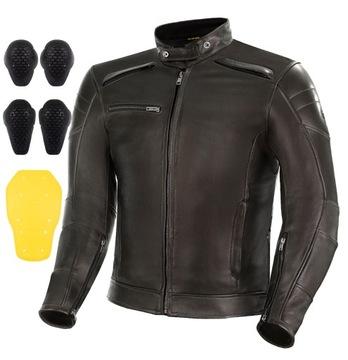 SHIMA БЛЕЙК Куртка специальная одежда для мотоциклистов кожаная +ХАЛЯВА доставка товаров из Польши и Allegro на русском