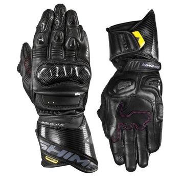 SHIMA RS-2 BLACK Перчатки мотоцикла + БЕСПЛАТНАЯ доставка товаров из Польши и Allegro на русском
