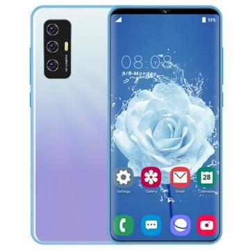 inteligentny telefon EDC S23 4+64 biały доставка товаров из Польши и Allegro на русском