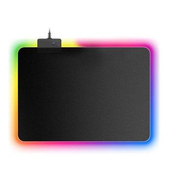 Коврик для игровой мыши со светодиодной подсветкой и RGB-подсветкой  доставка товаров из Польши и Allegro на русском