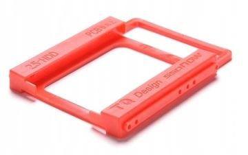 Adapter ramka sanki 2,5 na 3,5 do dysku HDD SSD доставка товаров из Польши и Allegro на русском