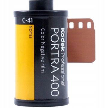 Film Kodak Professional PORTRA 400/36 доставка товаров из Польши и Allegro на русском