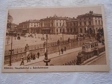 Pocztówka - KRAKÓW 1915 доставка товаров из Польши и Allegro на русском