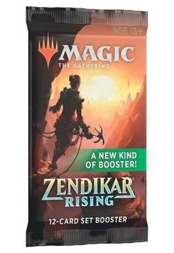 MTG Zendikar Rising SET Booster Pack доставка товаров из Польши и Allegro на русском