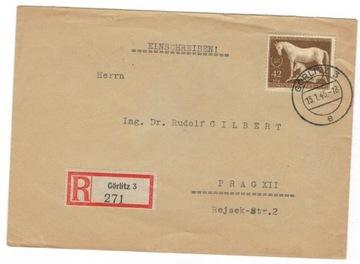 Чехословакия 1931 Письмо Zaolzie Frysztat Словакия доставка товаров из Польши и Allegro на русском