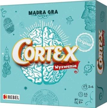 CORTEX Умная настольная игра для семьи соц доставка товаров из Польши и Allegro на русском