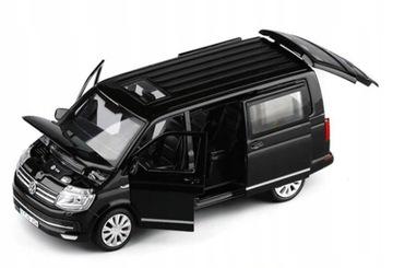 MODEL VW VOLKSWAGEN MULTIVAN T6 ZABAWKA AUTO 1:32 доставка товаров из Польши и Allegro на русском