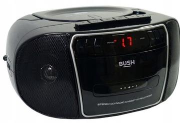 MAGNETOFON RADIO CD BOOMBOX FIRMOWY BUSH PRO 6664 доставка товаров из Польши и Allegro на русском