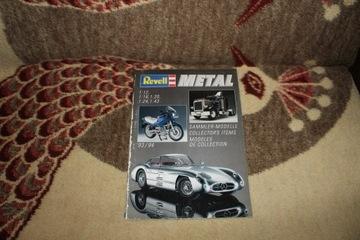 Revell Metal katalog 1993/1994 rok Stan BDB доставка товаров из Польши и Allegro на русском