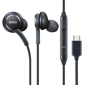 Słuchawki SAMSUNG Note 10 10 Plus AKG USB C ORYG доставка товаров из Польши и Allegro на русском