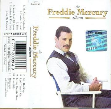 Freddie Mercury The Freddie Mercury Album /MC доставка товаров из Польши и Allegro на русском