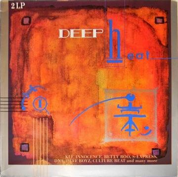 Deep Heat 1 1990 SKŁ. 2x12'' Culture Beat KLF доставка товаров из Польши и Allegro на русском
